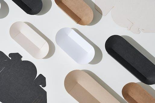 RAE, a set of desktop organizers, designed by Milla & Erlend (Milla Eveliina Niskakoski, Erlend Storsul Opdahl) is the Grand Prix winner of the KOKUYO DESIGN AWARD 2021. The 2022 edition is now accepting submissions. Image: KOKUYO DESIGN AWARD.