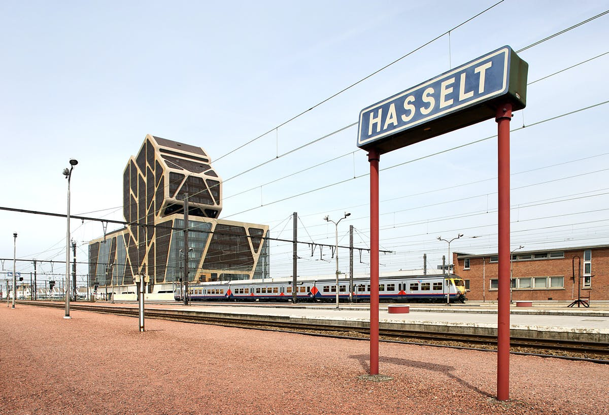 j mayer h completes court of justice hasselt news archinect. Black Bedroom Furniture Sets. Home Design Ideas