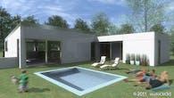 Family House - Collaboration with GAUS - Gestión de Arquitectura, Urbanismo y Suelo (A Coruña, Spain)