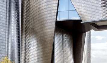 """The resounding success of Allied Works Architecture's """"National Music Center"""""""