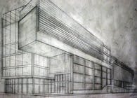 Downtown Boston Police Station: Student Thesis 2 NEU ARCH