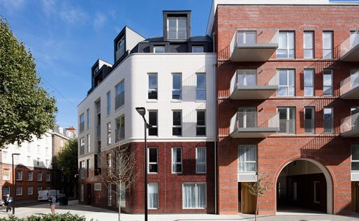 The Bourne Estate, EC1 by Matthew Lloyd Architects LLP for LB Camden