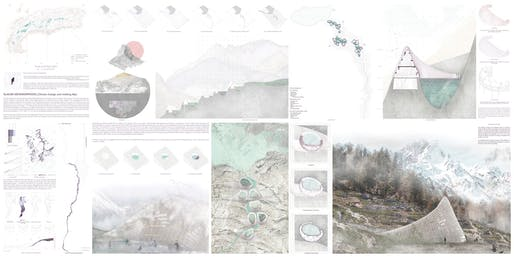 Gold Prize Laureate: Glacier Metamorphosis. Author: Aasish Janardhanan | Italy.
