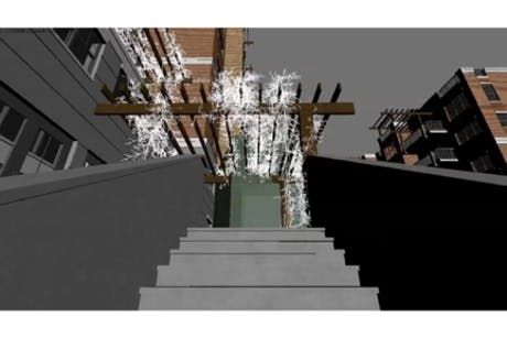Real-Time Rendering project for The Villa at Glen Cove New York