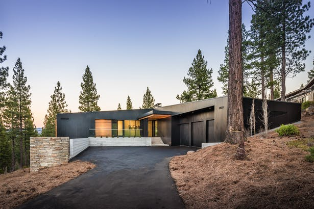 Photography by courtesy of Martis Camp Realty