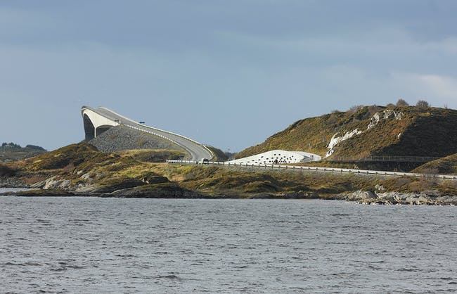 Eldhusøya Tourist Route Project, NO. Image credit: Roland Halbe