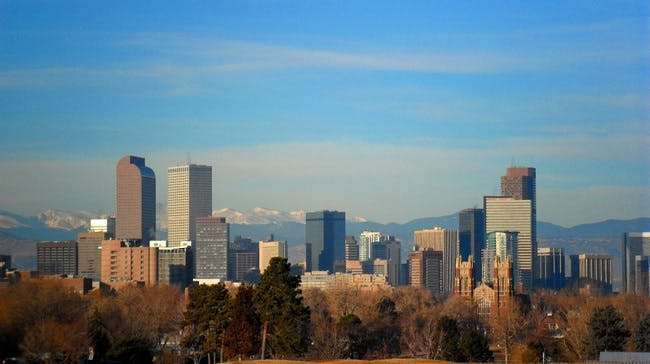 Denver - (Image via Wikipedia)