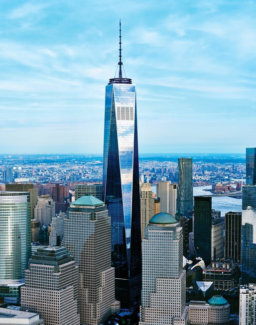 New York's highest obersvation deck starting May 29: One World Observatory. (Image courtesy One World Observatory)