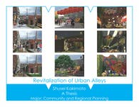 Revitalization of Urban Alleys