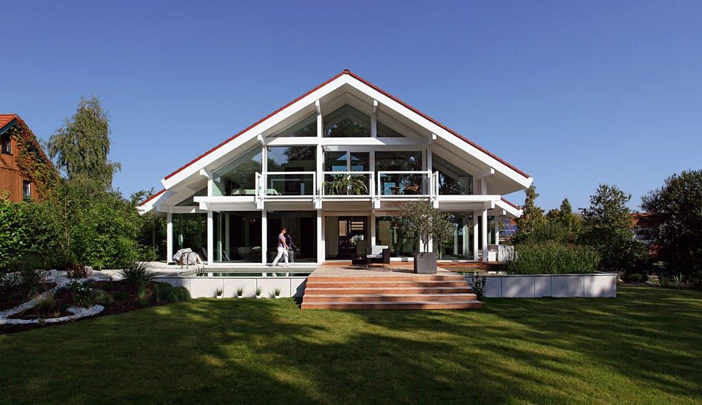 davinci haus exteriors milstone sarl davinci haus archinect. Black Bedroom Furniture Sets. Home Design Ideas