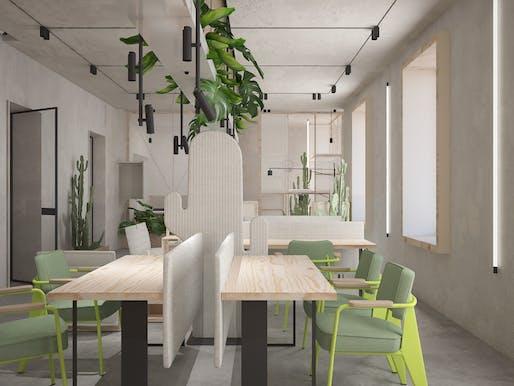 "3RD PLACE: ""Habitat"" by APEX PROJECT BUREAU - Darya Khrenova, Ekaterina Zakharova, Ilyas Belyaev   Russian Federation."
