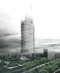 RPBW _ San Paolo Bioclimatic Tower