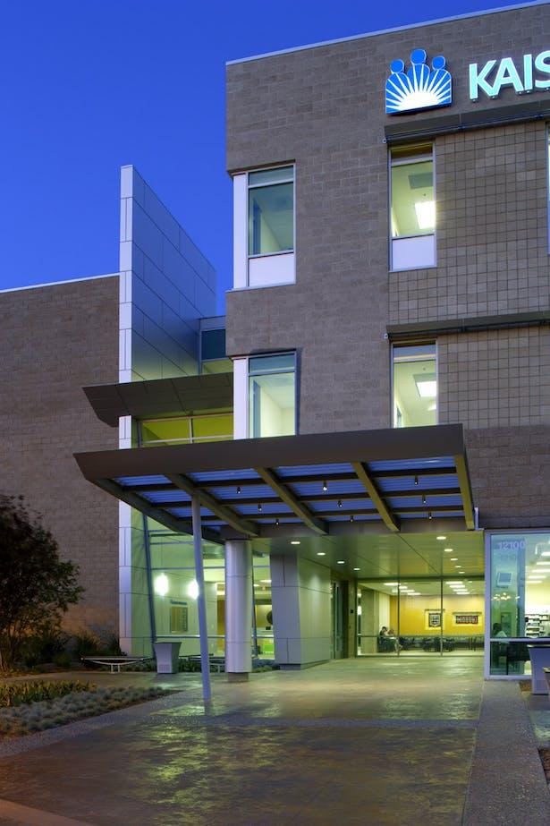 Garden Grove Medical Office Building - Kaiser Permanente