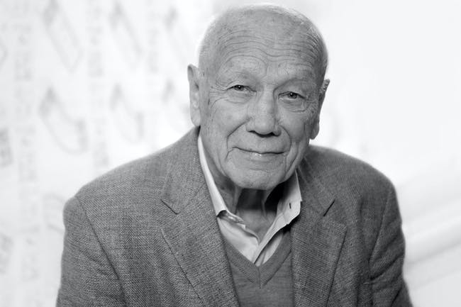 Henning Larsen, 1925-2013 (Photo: Agnete Schlichtkrull)