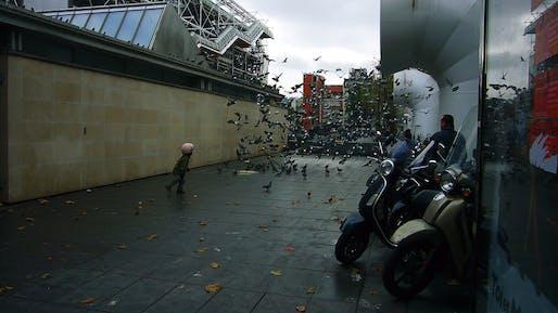Centre Pompidou. Image: Yury Ostromentsky via Flickr