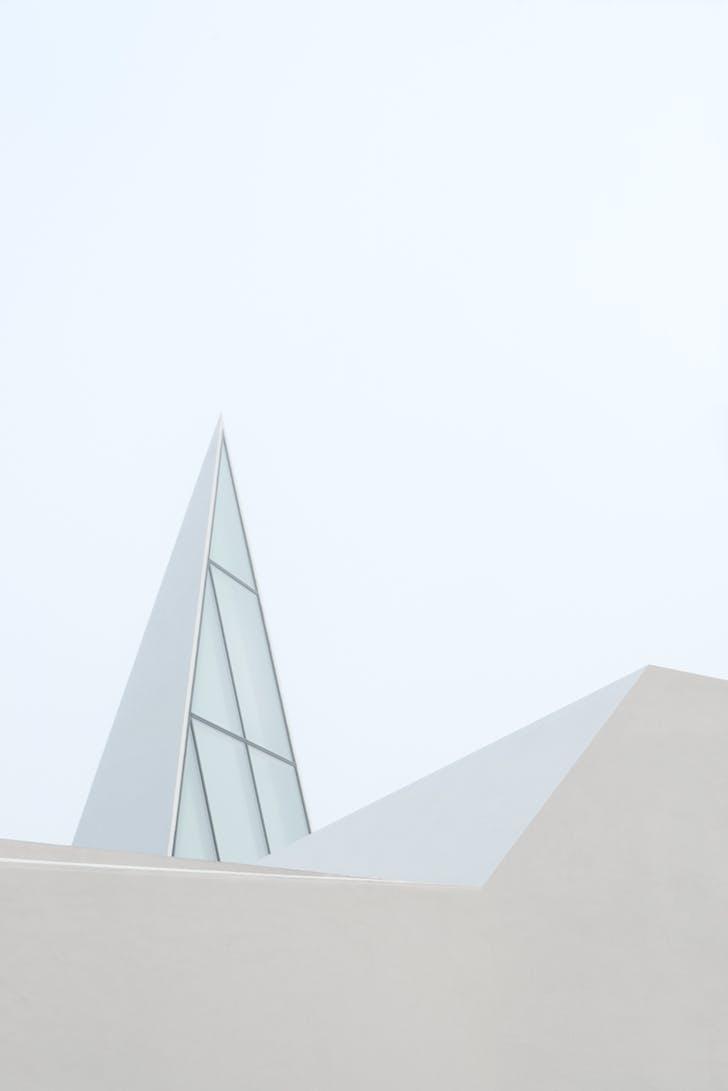 Autobahnkirche Siegerland, Germany, by Schneider + Schumacher. Image © NAARO