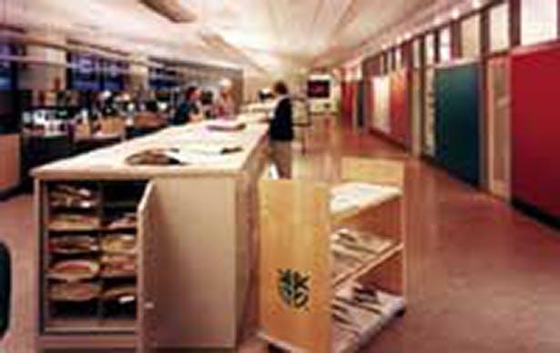 Herbarium Cart I designed