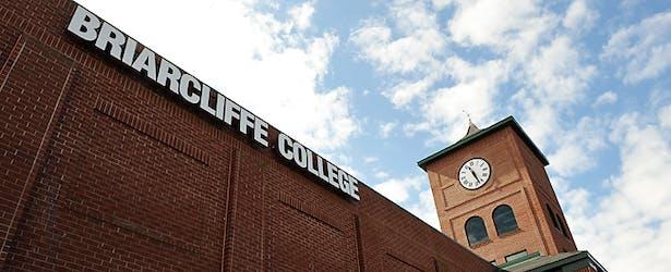 Briarcliffe College Exterior Clocktower Photo