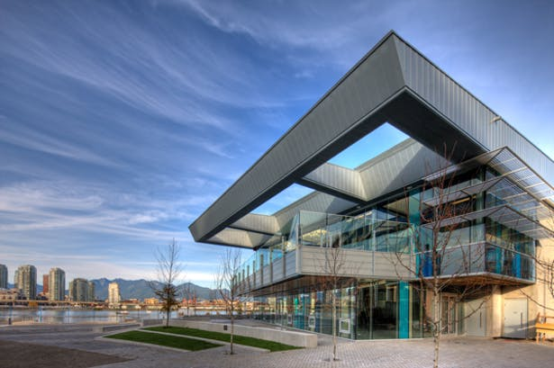 Creekside Community Centre Nick Milkovich Architects Inc