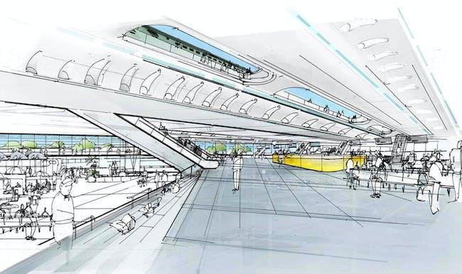 L.A. Metro Union Station master plan - Final Phase 5