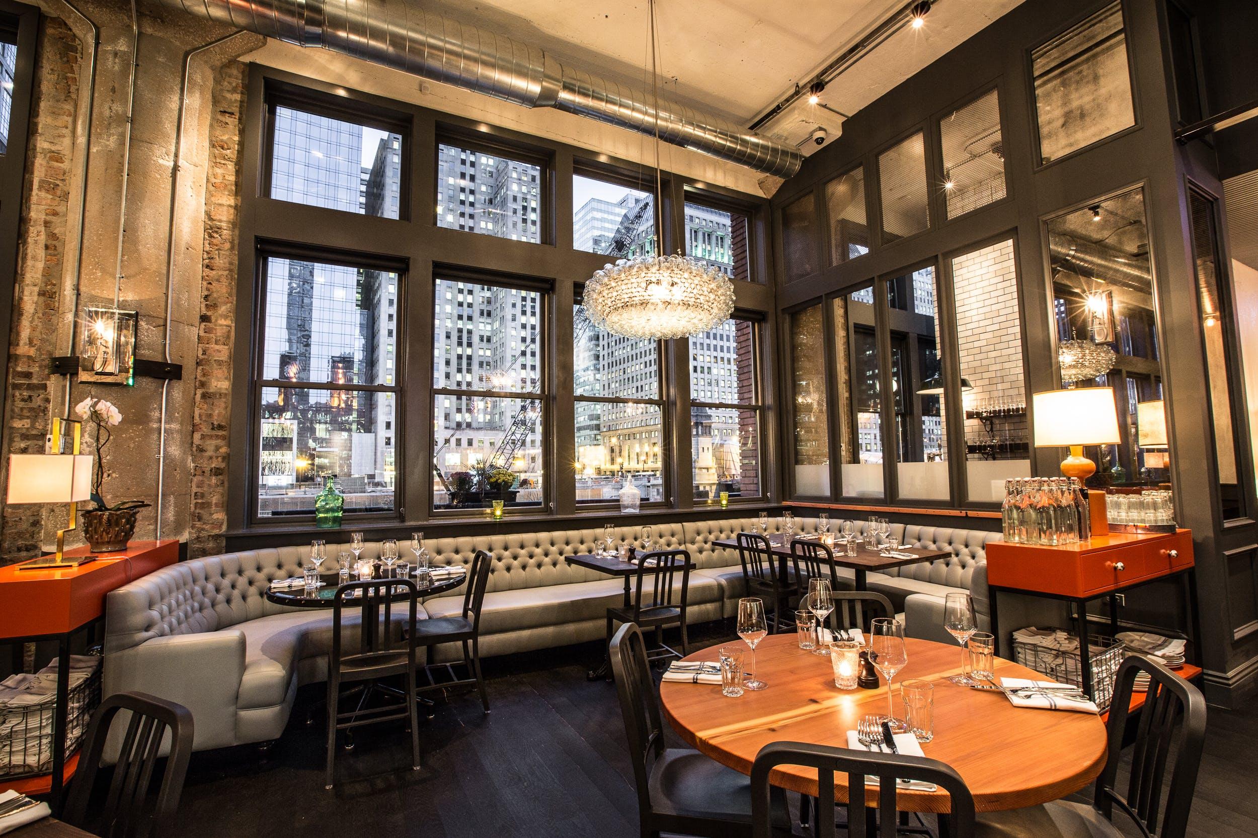 The Kitchen Chicago Semple Brown