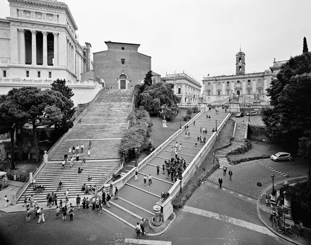 Capitoline Hill in Rome