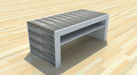 Spindrift Coffee Table Concept