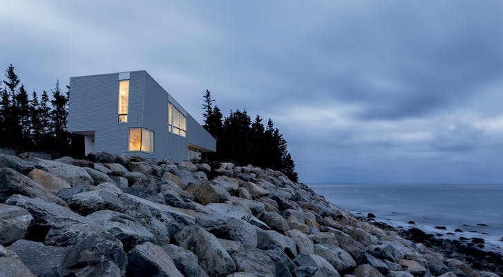 de Vries House, Liverpool, Nova Scotia, 2013-2016 / Photograph: William Green
