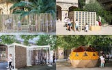 As Festival des Architectures Vives in Montpellier closes, check out the award-winning installations