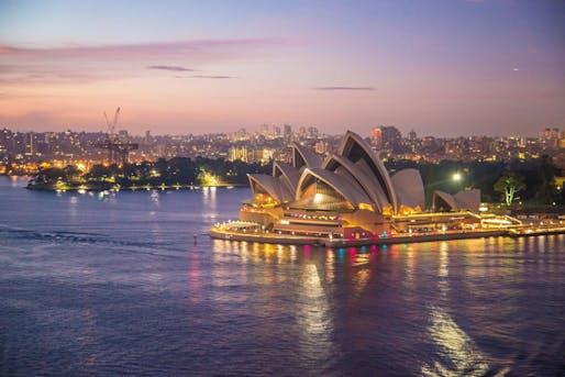 Sydney Opera House in 2014. Photo: Patty Jansen.