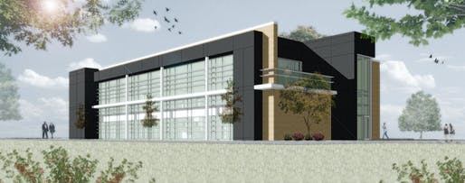 Scientel Solutions' New Telecommunications Headquarters / Cordogan Clark & Associates Architects