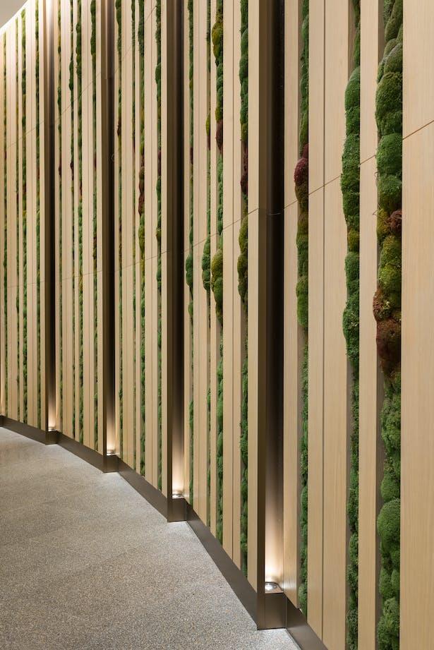 Novotel Century Hong Kong - Lobby Area, by Aedas Interiors