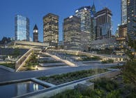 Nathan Phillips Square Peace Garden