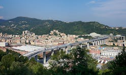 Renzo Piano-designed Genoa Bridge completed in record 15 months