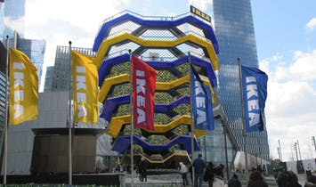 IKEA Buys Naming Rights to Heatherwick's Vessel at Hudson Yards