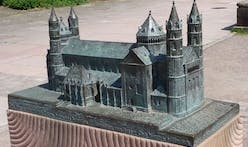 Miniature architecture allows the visually impaired to experience scale and detail