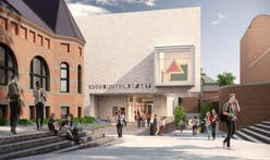 TWBTA's Hood Museum of Art makeover scheduled to open in January 2019