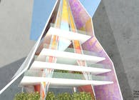 Mixed Use Tower | Design Proposal