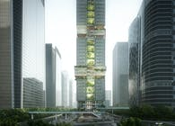 Transsion Tower, Building in 'Spirits of the Internet'