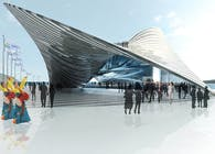 EXPO 2012 THEMATIC PAVILION