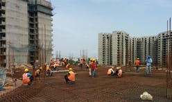 Researchers propose concrete mixed with plastic for India's rapid construction