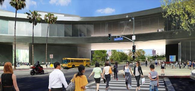 Credit: Peter Zumthor / LACMA via buildinglacma.org