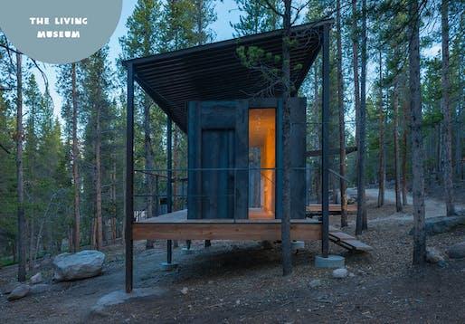 Image © Colorado Outward Bound Micro Cabins