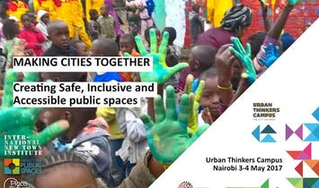 """Making Cities Together,"" a sustainable urban future conference, to be held in Kenya"