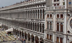David Chipperfield to restore Venice's Procuratie Vecchie that's been closed for centuries