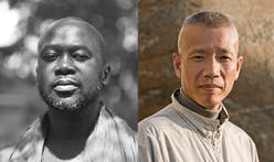 The 2020 Isamu Noguchi Award goes to Sir David Adjaye and Chinese artist Cai Guo-Qiang