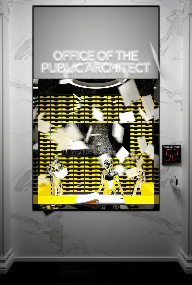 Office of the Public Architect. Courtesy of Future Firm