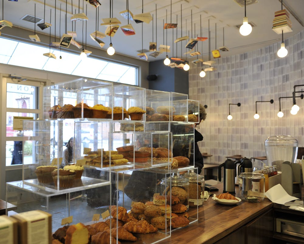 McNally Jackson Cafe