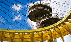 New York State Pavilion's observation towers will soon shine in restored glory