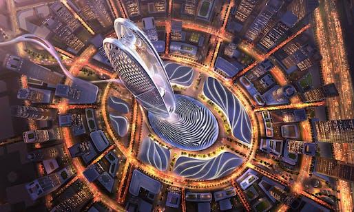 Sheikh Mohammed bin Rashid, Vice President and Ruler of Dubai, leaves his fingerprint on the city. Image: Dubai Holding